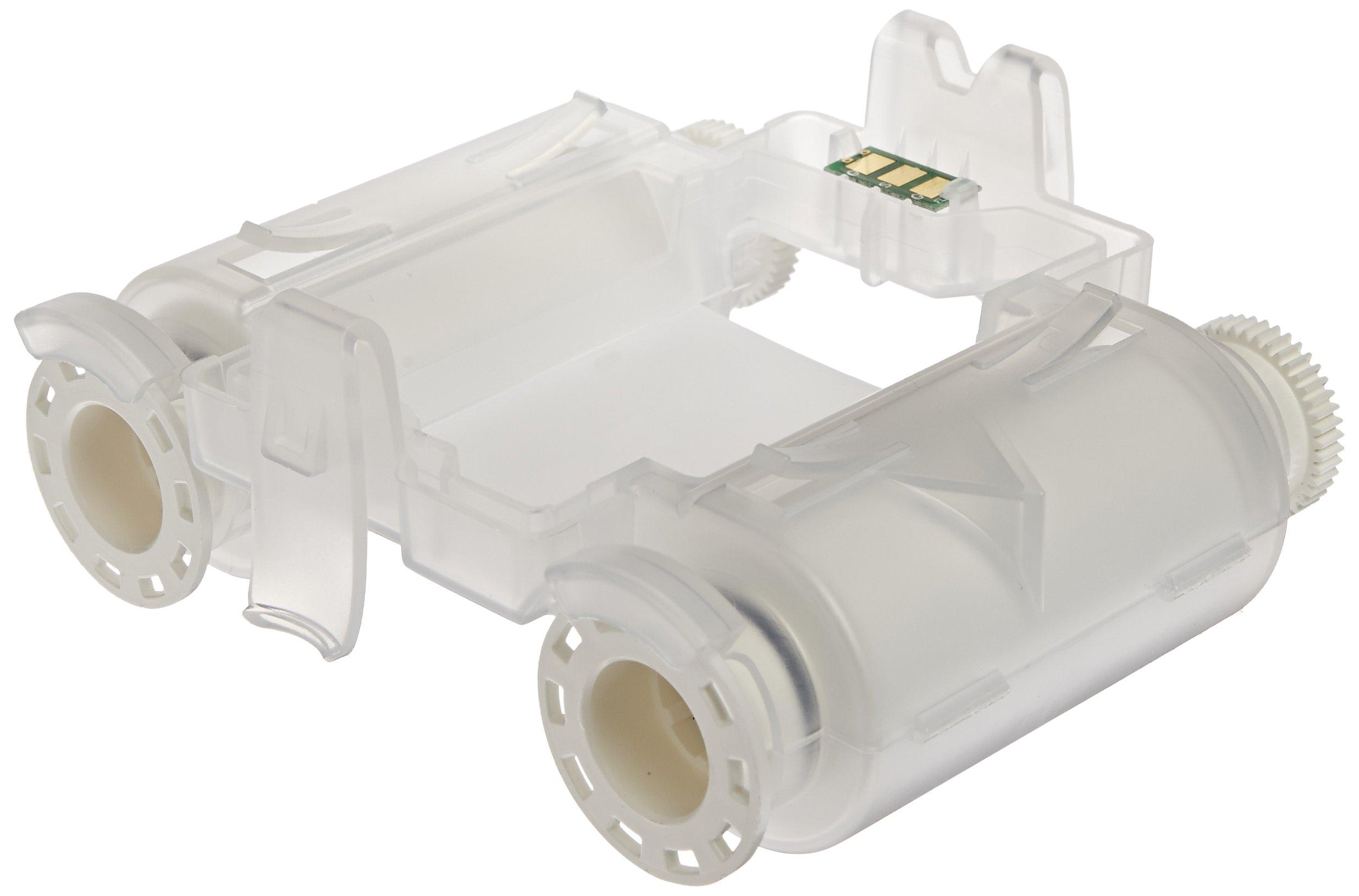 Brady M71-R4400-WT White 4400 Series Thermal Transfer Printer Ribbon For BMP71 Label Printer , White,  2.000'' x 150' (50.80 Mm x 45.72 M)