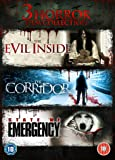The Evil Inside/The Corridor/State Of Emergency [DVD]