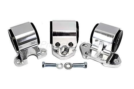 92-95 Honda Civic High Quality Steel D To B B16 B18 B20 Motor Mount Kit Bushings