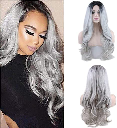 Pelucas LLLLKKKK para mujer, de alta densidad, accesorios de disfraces, pelucas de fibra resistente al calor.: Amazon.es: Hogar