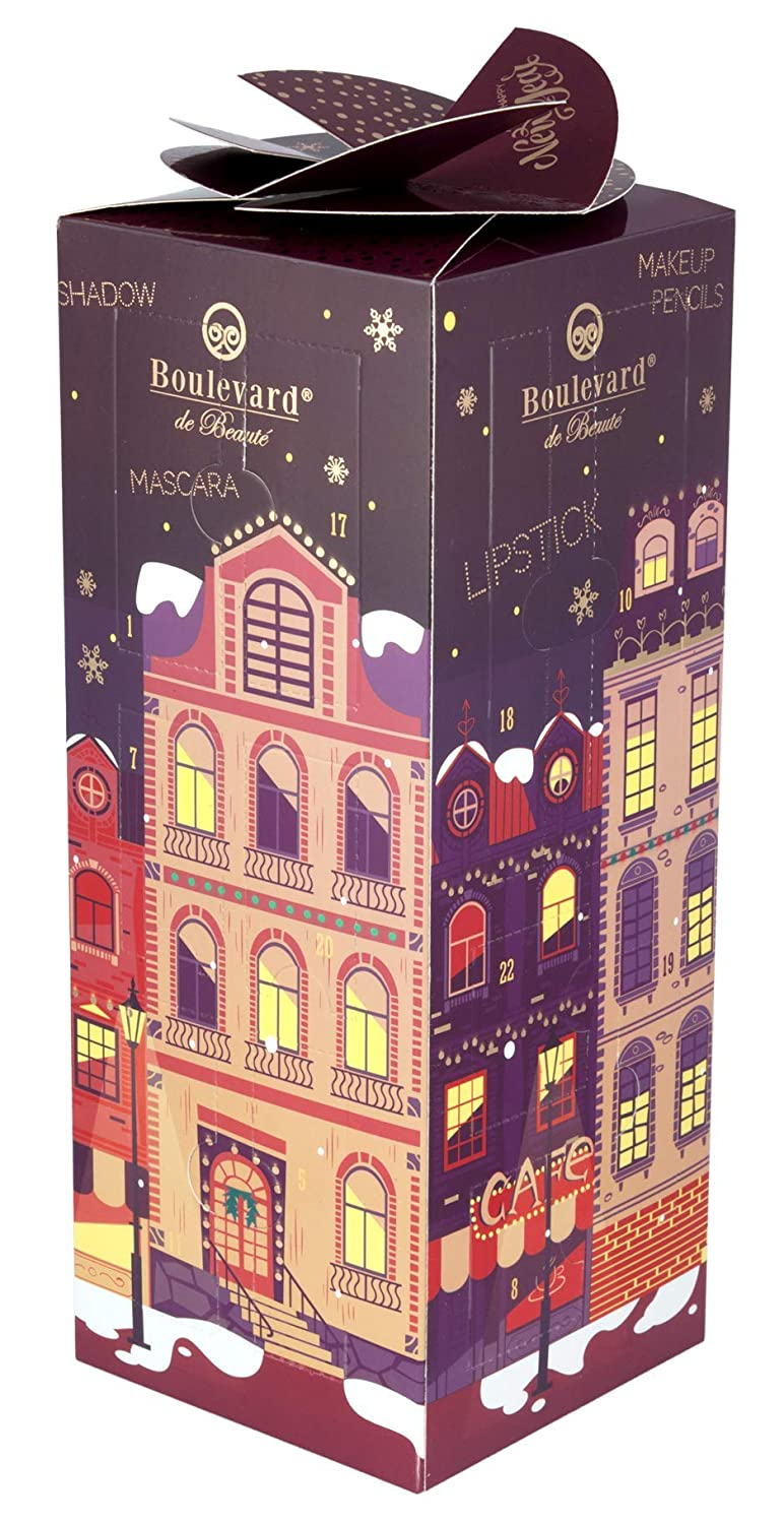 Boulevard de Beauté Beauty In The City Advent Calendar Kit 20942000