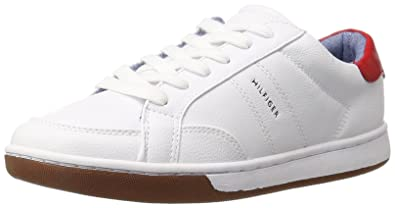 Tommy Hilfiger Women's Phina Walking Shoe, White, ...