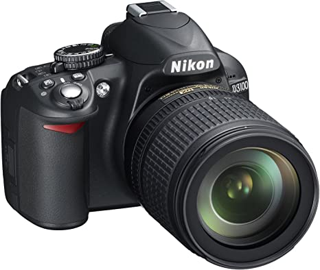 Nikon D3100 Kit 18-105mm f/3.5-5.6G ED-IF AF-S VR DX + SD 4GB ...