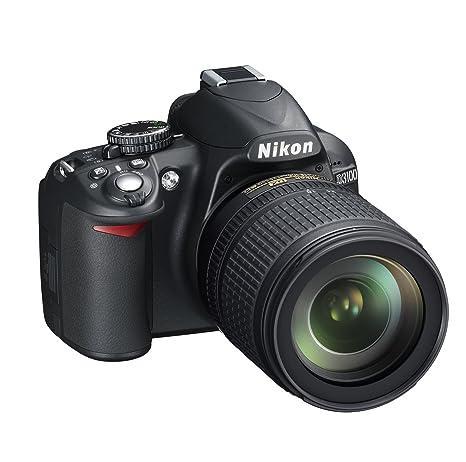 Nikon D3100 Kit 18-105mm f/3.5-5.6G ED-IF AF-S VR DX + SD 4GB ...