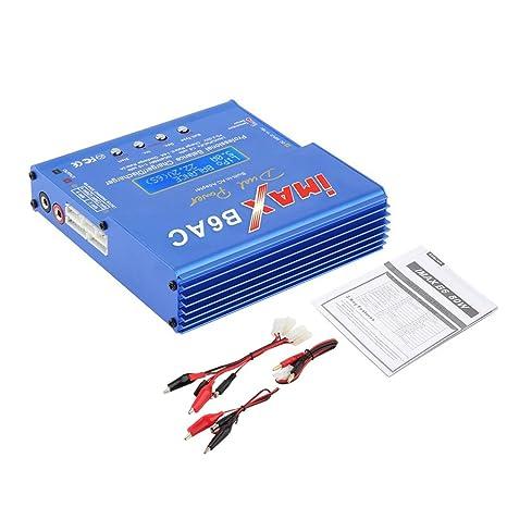 Azul iMAX B6 AC B 6AC Lipo NiMH 3S RC Batería Equilibrio ...