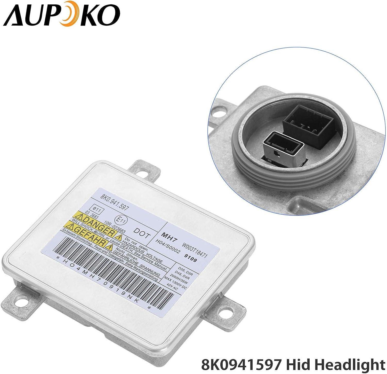 OEM Xenon HID BALLAST 10-14 Audi A1 A3 S3 A4 S4 A5 S5 A6 S6 A7 S7 A8 S8 Q3 Q5 Q7
