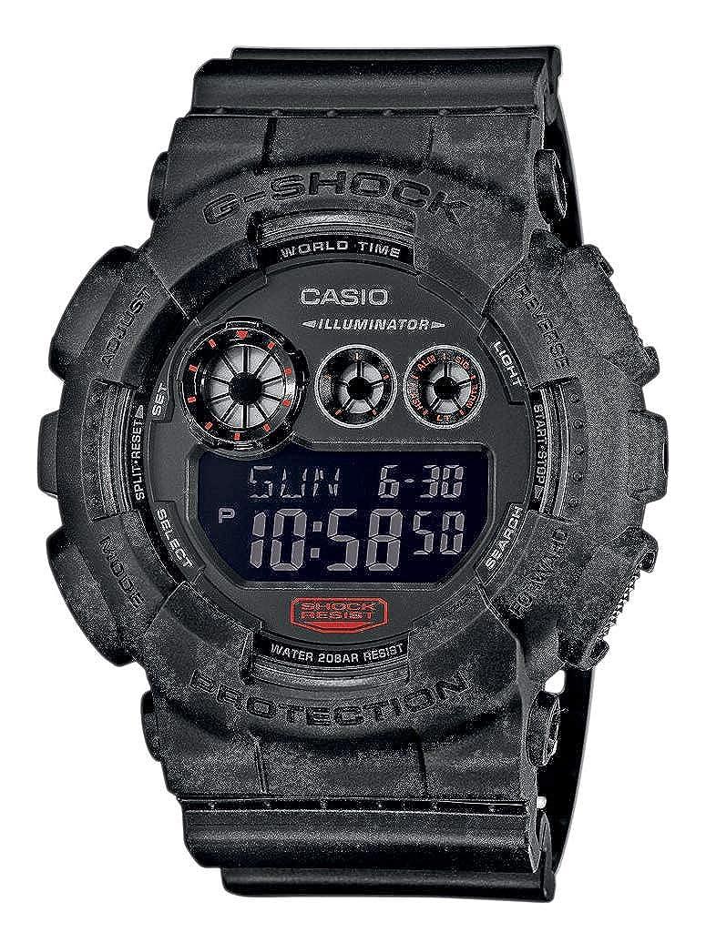 Casio Reloj Digital para Hombre de Cuarzo con Correa en Resina GD-120MB-1ER