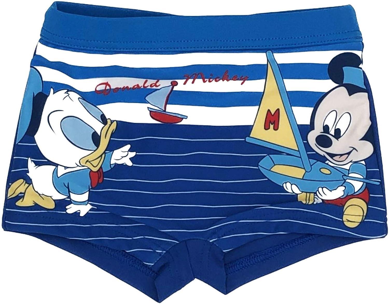 Disney Costume da Bagno Topolino per Bambino 12 18 24 36 Mesi
