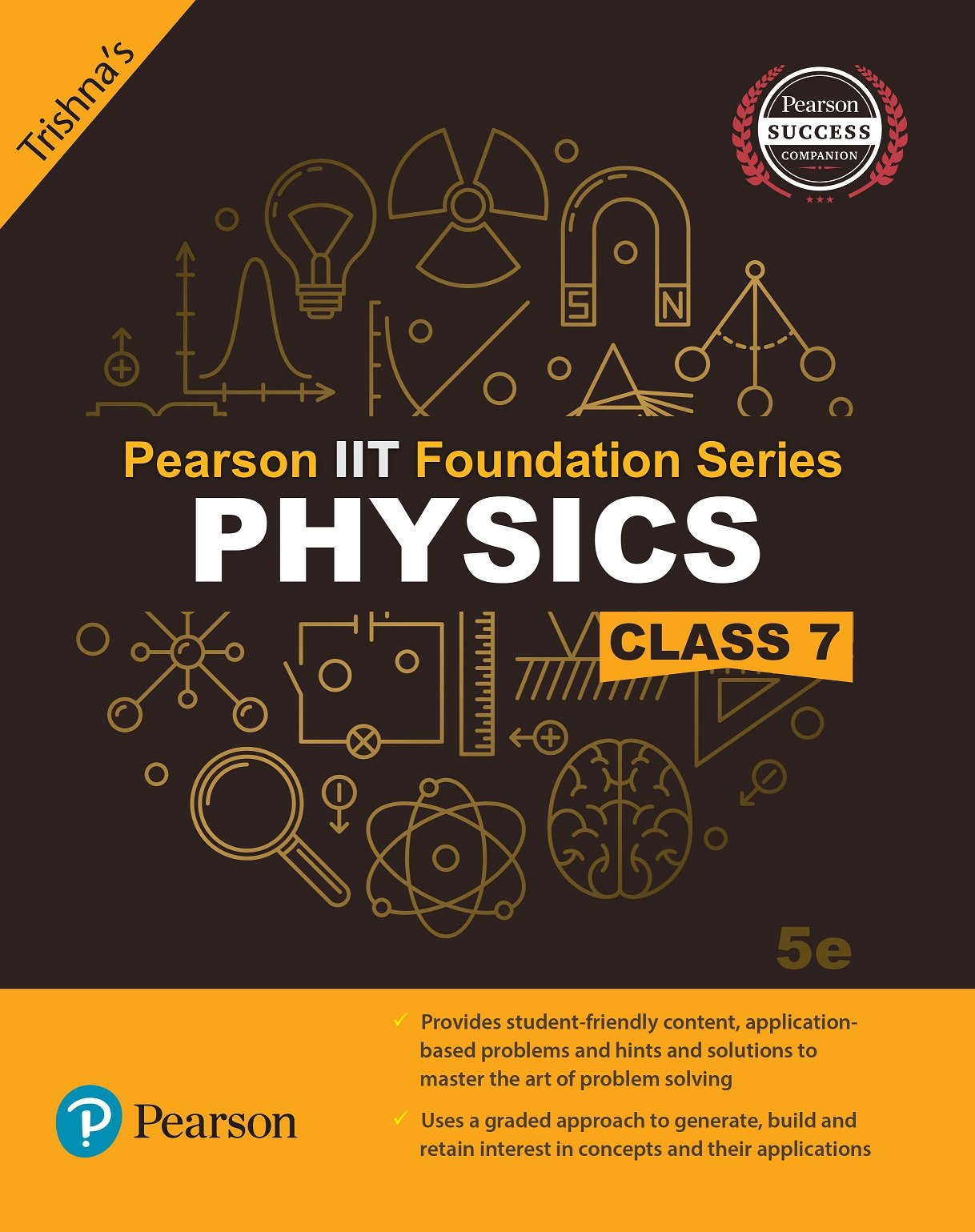 Pearson Iit Foundation Physics Class 7 Old Edition Amazon In