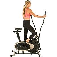 Exerpeutic Gold XL9 - Vélo elliptique et vélo d'appartement en un