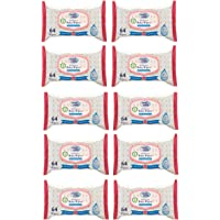 Cool & Cool Baby Wipes 99.9% Water Content Pack of 10,