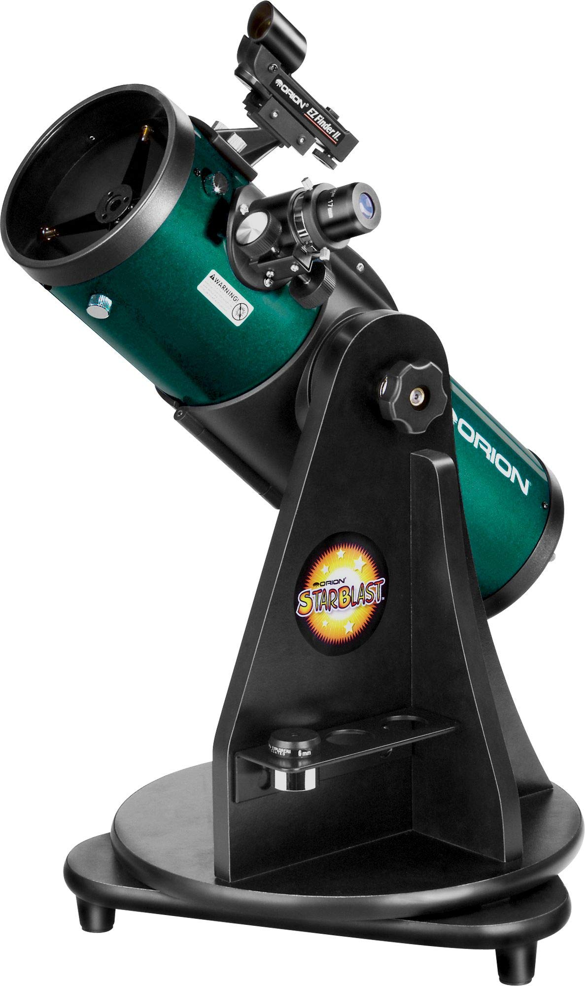 Orion 10015 StarBlast 4.5 Astro Reflector Telescope (Teal) by Orion