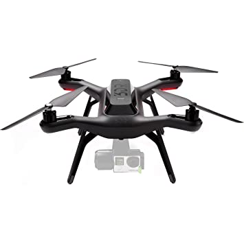 3DR Solo Drone Quadcopter with battery, charger and controller (Gimbal not  included)