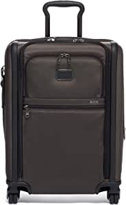 Tumi Alpha 3 Continental Dual Access 4 Wheeled Carry-On Coffee One Size