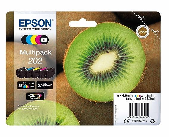 Epson Tintenpatrone C13T02E74010 im Test