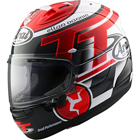 Arai Corsair-X IOM 2016 Street - Casco de moto, talla XL, color