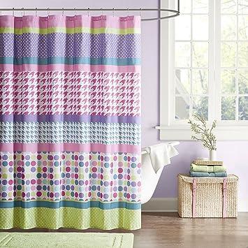 Mizone MZ70 366 Mi Zone Katie Shower Curtain 72x72quot