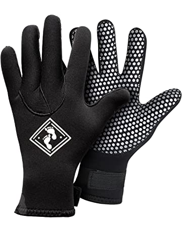 0f665e9bed Two Bare Feet Neoprene Wetsuit Gloves Adults 5mm - Surf