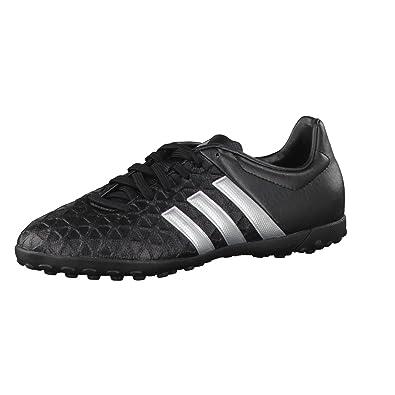 adidas Boys Junior Boys ACE 15.4 Turf Trainers in Black - UK 3 e9bdeacf62ea2