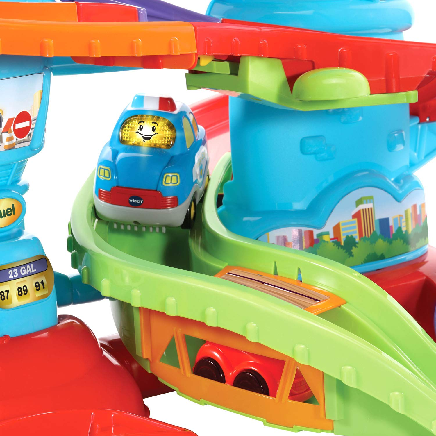 VTech Go! Go! Smart Wheels Launch and Chase Police Tower by VTech (Image #8)