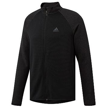 adidas Herren Climawarm Jacket Trainingsjacke, Schwarz
