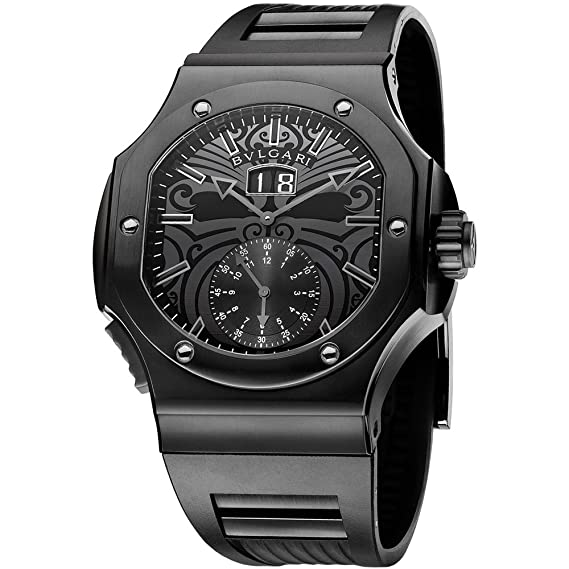 bd5be6d0a62 Bvlgari Bulgari Endurer Reloj de Hombre automático 101906 BRE56BSBVDCHS AB