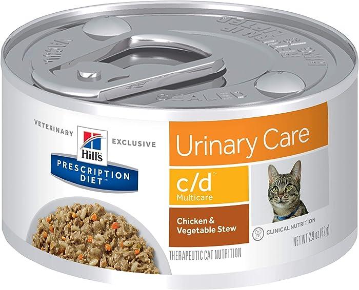 Hill's Prescription Diet c/d Multicare Urinary Care Wet Cat Food
