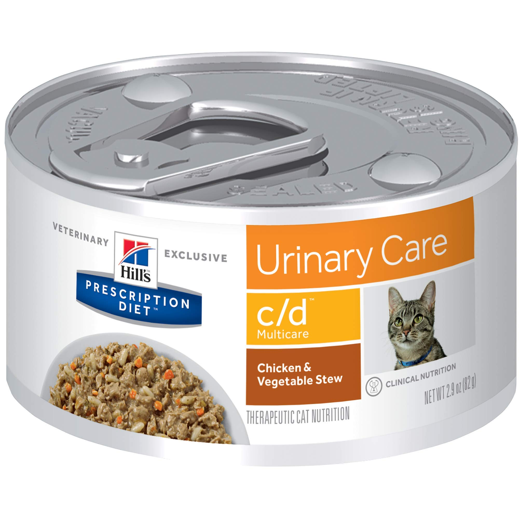 Hill's Prescription Diet c/d Multicare Urinary Care Wet Cat Food