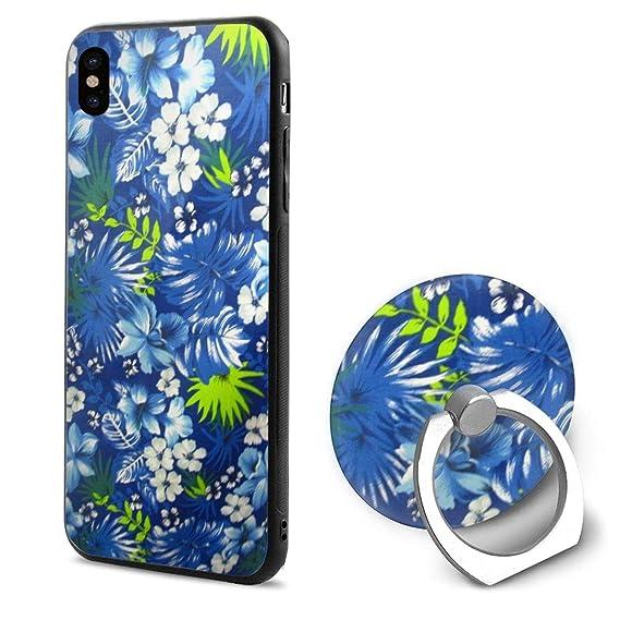 Amazon Com Hawaiian Royal Blue Wallpaper Iphone X Mobile Phone