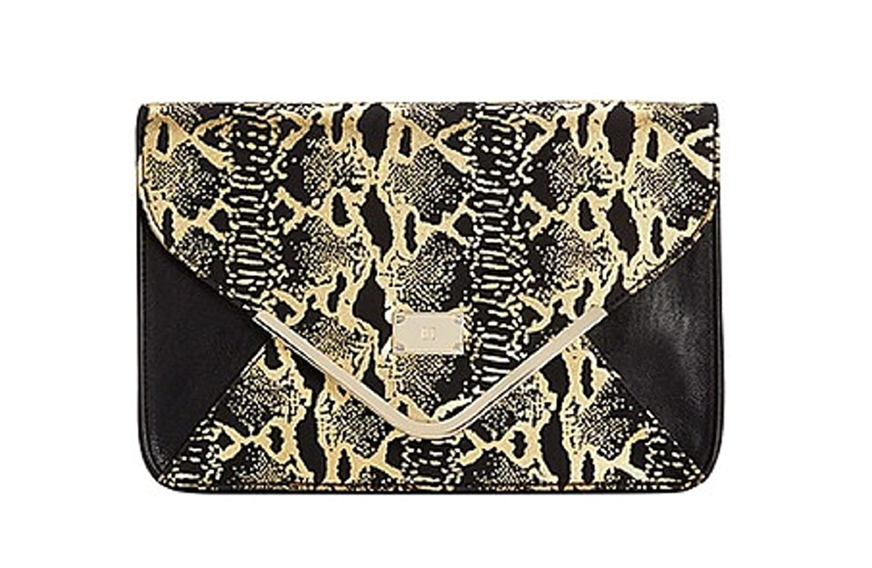 617cbdd9c9b5 INC International Concepts Bianca Clutch Purse Evening Bag Purse ...