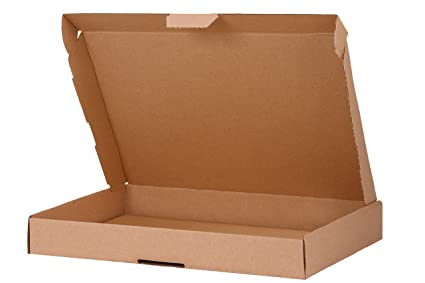 30 Karton Faltkarton Faltschachteln 350 x 250 x 200  mm