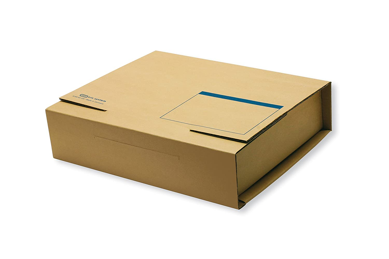 Elba 83521 Tric System Lot de 12 porte-magazines /à imprim/és Marron