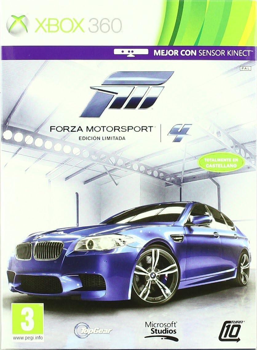 Forza Motorsport 4 Coleccionista: Amazon.es: Videojuegos