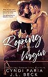 Roping Their Virgin (Cowboy Billionaires Menage Duet Book 1)