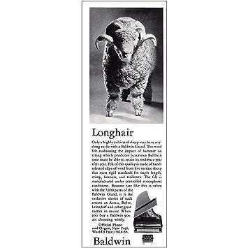 e78e5d6e5 Amazon.com  RelicPaper 1964 Baldwin Piano  Longhair