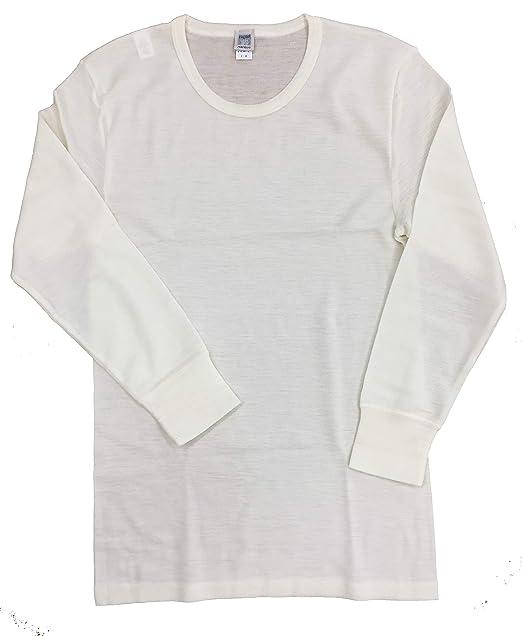 1ab987f3202853 RAGNO Maglia Manica Lunga Pura Lana: Amazon.it: Abbigliamento