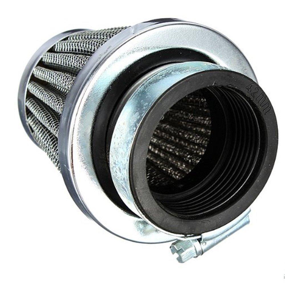 mintice 60/mm Mini azul Universal coche motor cono fr/ía filtro de admisi/ón de aire limpio Turbo Vent Veh/ículo