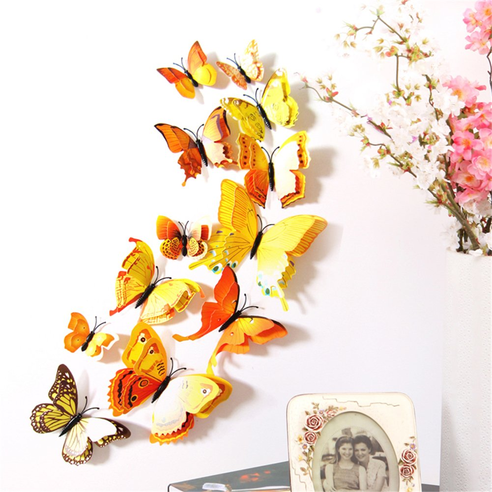 Butterfly Wall Paper: Amazon.co.uk