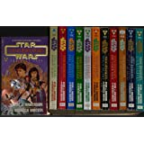 Star Wars Young Jedi Knights Series 1-14 Complete Set