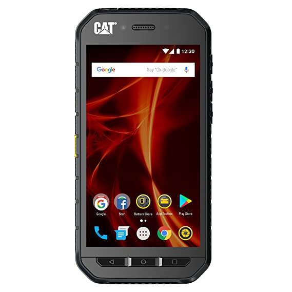 Cat Phones S41 Unlocked Rugged Waterproof Smartphone Network Certified Gsm Us Optimized Single Sim With 2 Year Warranty Including 2 Year Screen