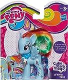 My Little Pony - B0388es00 - Figurine Animation - Friends - Rainbow - Dash