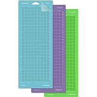 DOOHALO Cutting Mat for Cricut Joy Machine 3 Packs 4.5 X12 Inch Replacement Variety Grip Adhesive Cut Mats for Cricut…