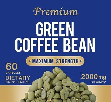 Las píldoras de pérdida de calidad premium grano de café verde para adelgazar Peso Cápsulas Mejor
