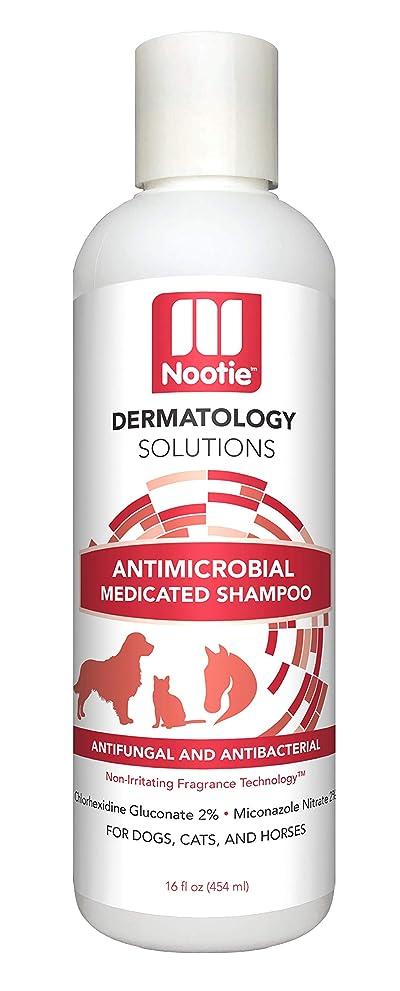 Medicated Dog Shampoo: Antifungal
