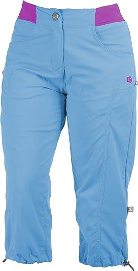 E9 Pantalón de escalada CRI 3/4 – Pantalones de escalada para ...