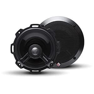 "Rockford Fosgate T152 Power 5.25"" 2-Way Full-Range Speaker (Pair)"