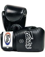 Fairtex BGV1-B Breathable Adult Boxing Gloves Black