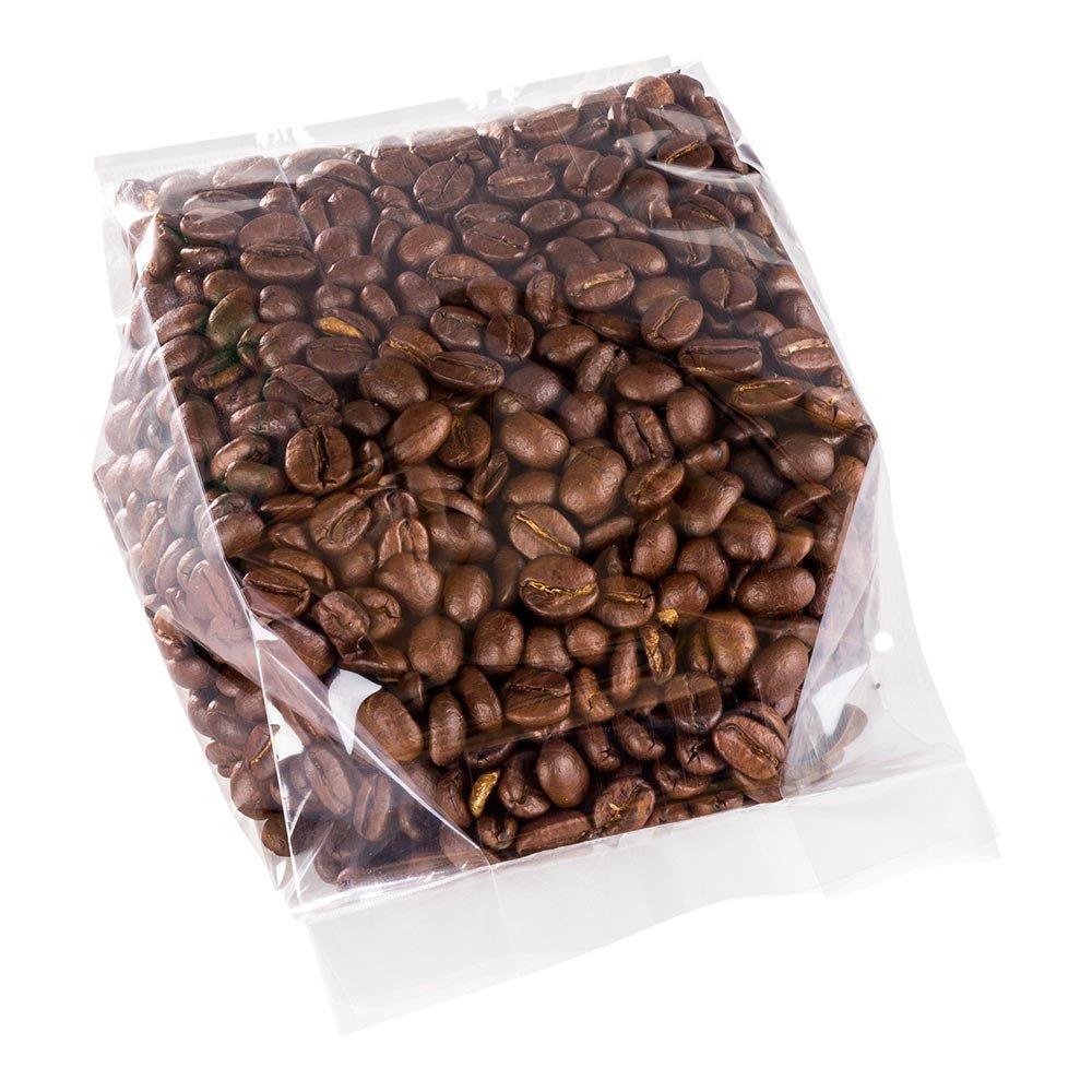 Amazon.com: Heat Seal Sandwich Bags, Heat Sealable Food Bags, Candy Bags - Gusset Bag - Clear - 5 x 3 x 12 Inch - 100ct Box - Bag Tek - Restaurantware: ...