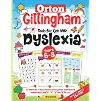 Orton Gillingham Tools For Kids With Dyslexia. 100 activities to help children with dyslexia differentiate and correctly…