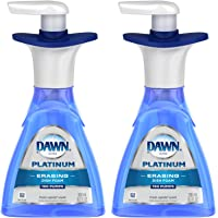 Dawn Ultra Platinum Diswashing Foam - 10.15 oz - Fresh Rapids - 2 pk